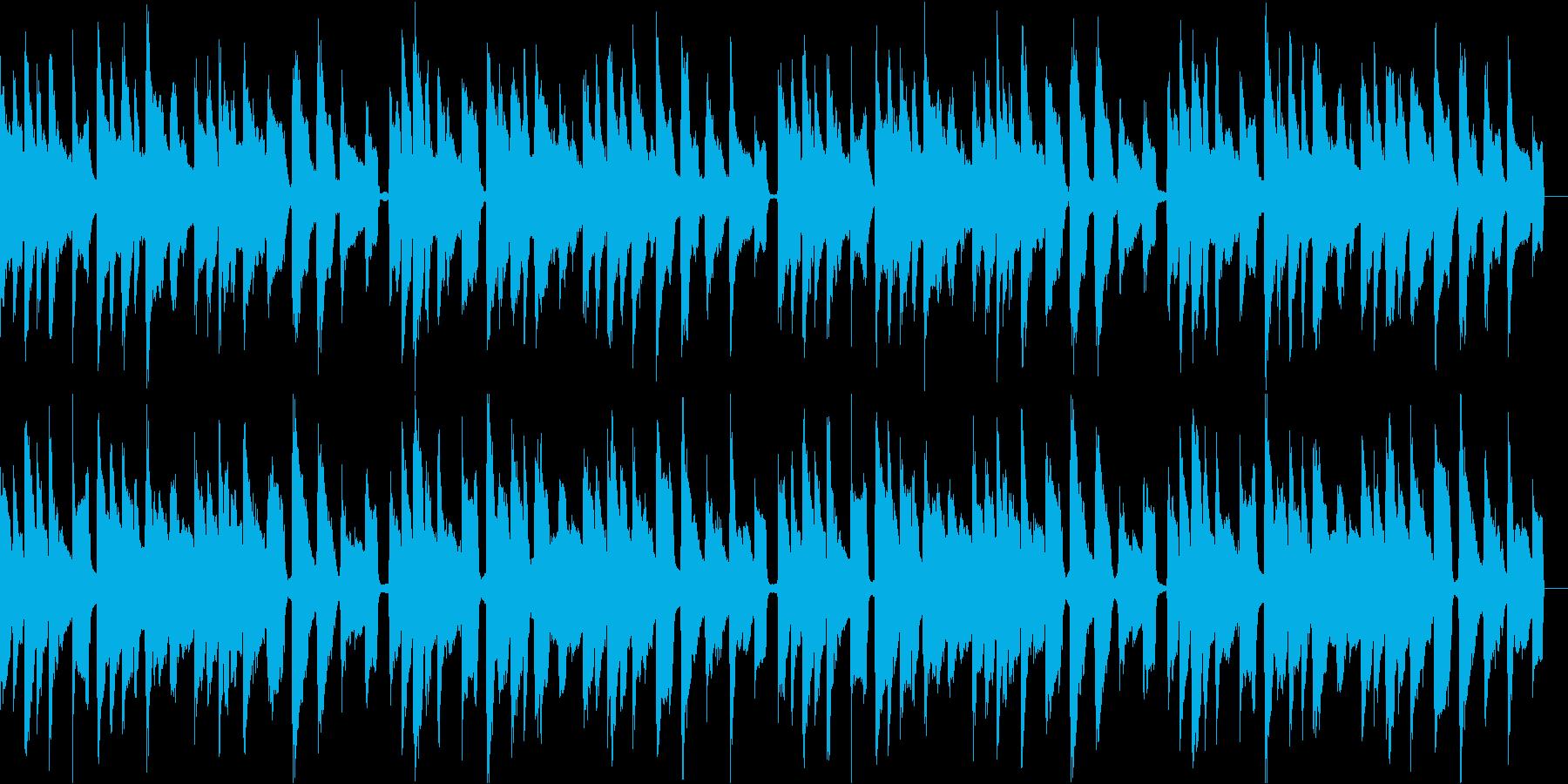 アコースティックギターでほっこりと 2の再生済みの波形