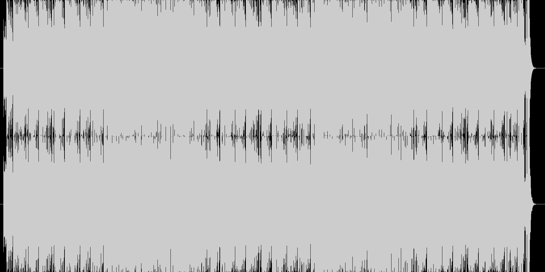 【近未来かわいい系】コンピュータ・シティの未再生の波形