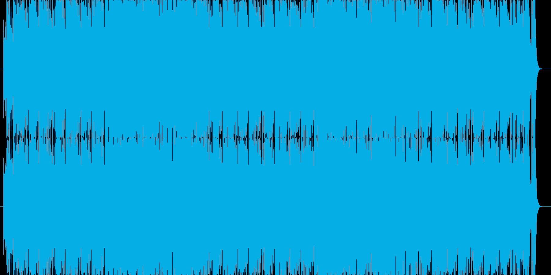【近未来かわいい系】コンピュータ・シティの再生済みの波形