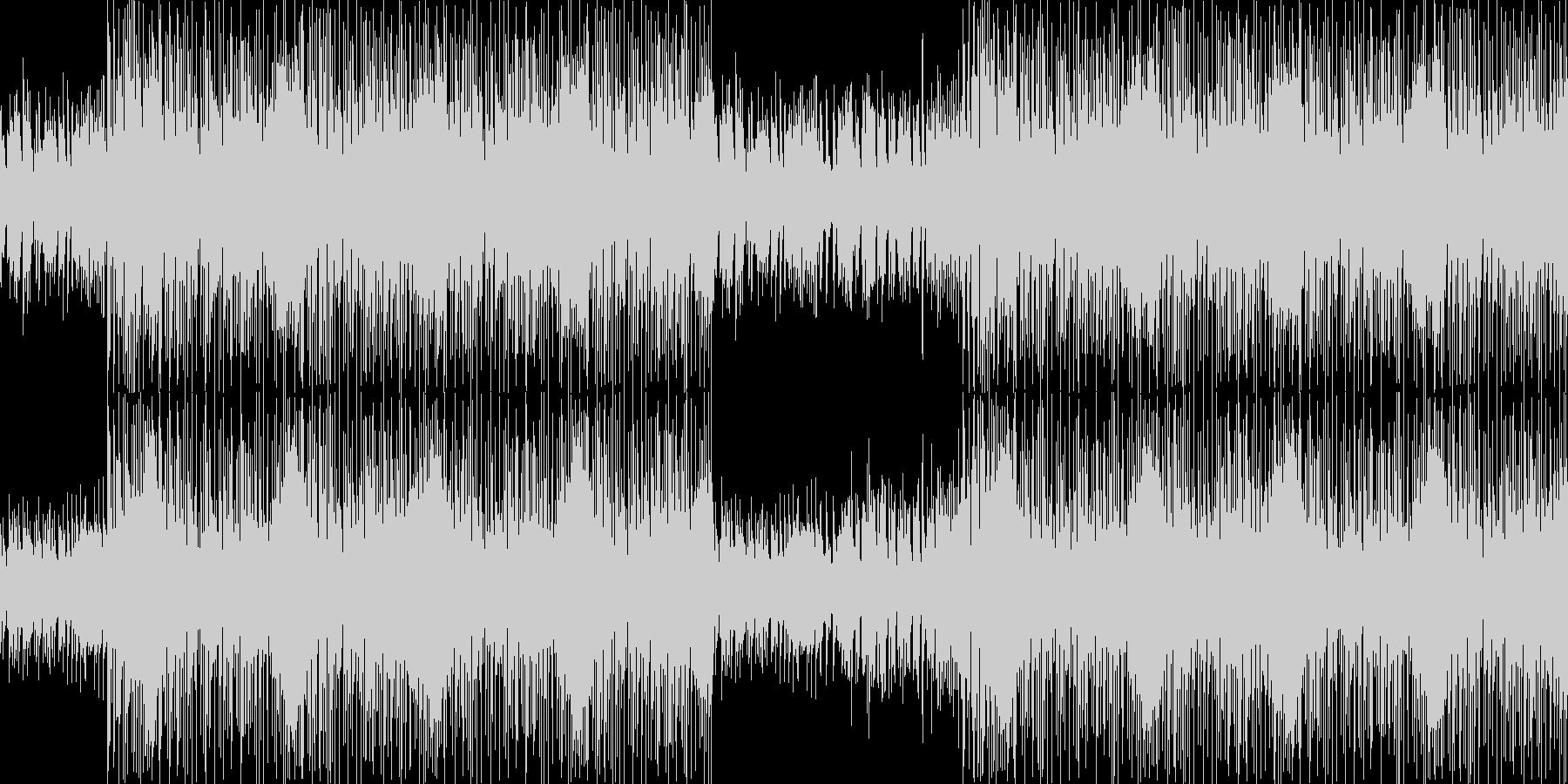 【ダークな雰囲気、ピアノロック・戦闘】の未再生の波形