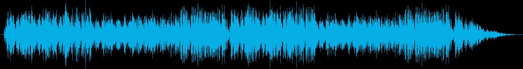 魔女の使い魔(奇妙)【クラシック】の再生済みの波形