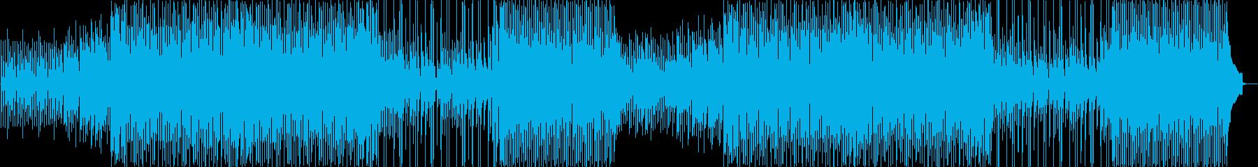 流行のコンセプトムービーBGMサウンド③の再生済みの波形