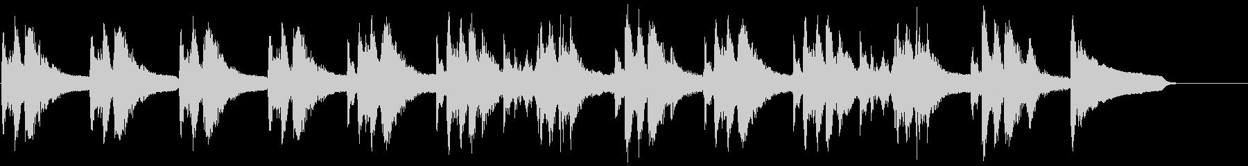 動画広告 30秒 ピッチカート 知的の未再生の波形