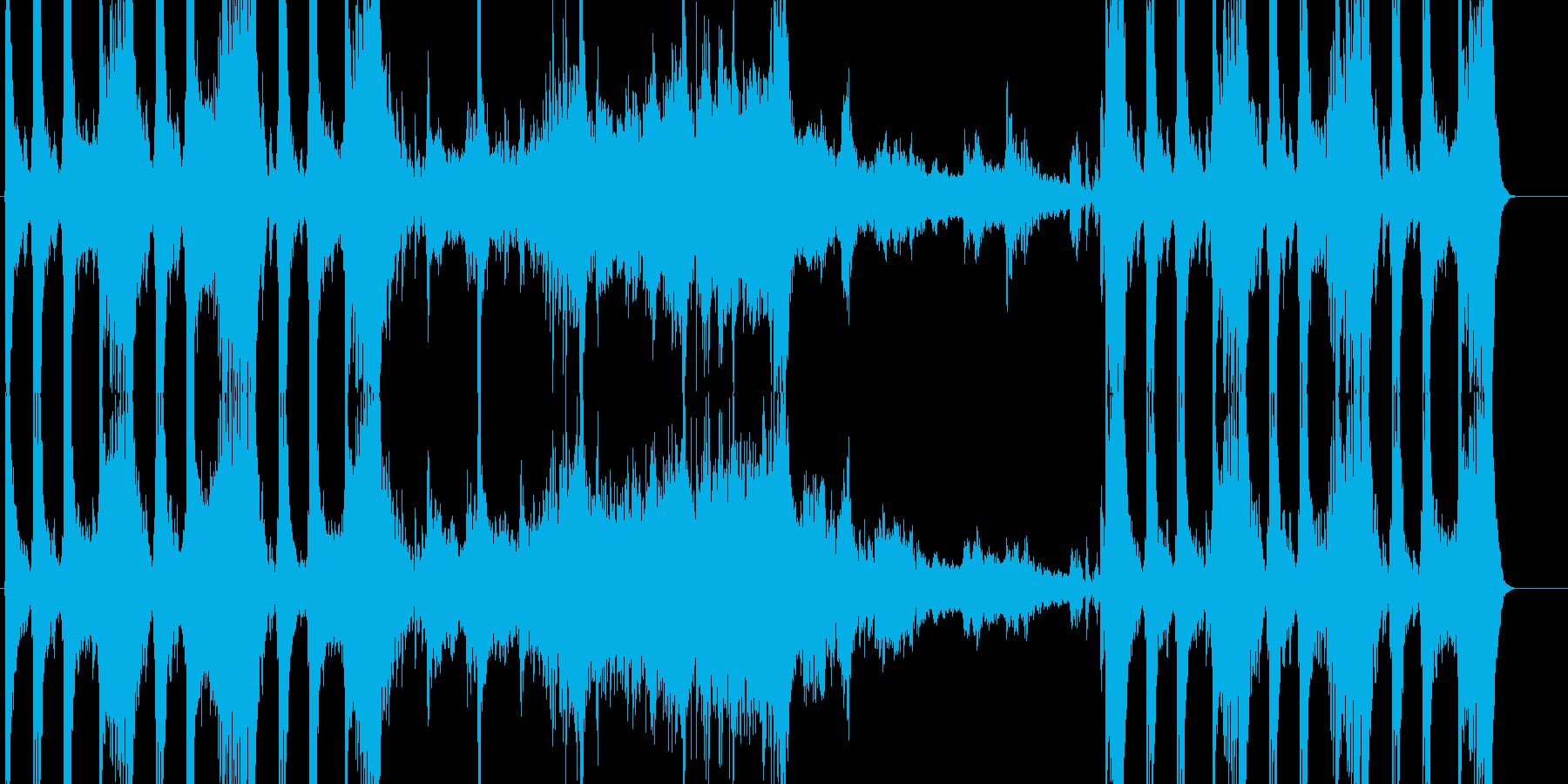 ファンタジーRPGのラスボスの前哨戦を…の再生済みの波形