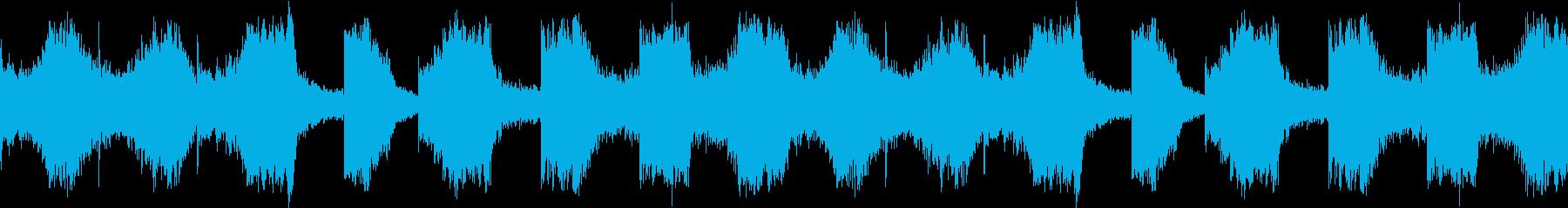 EDM リードシンセ 4 音楽制作用の再生済みの波形