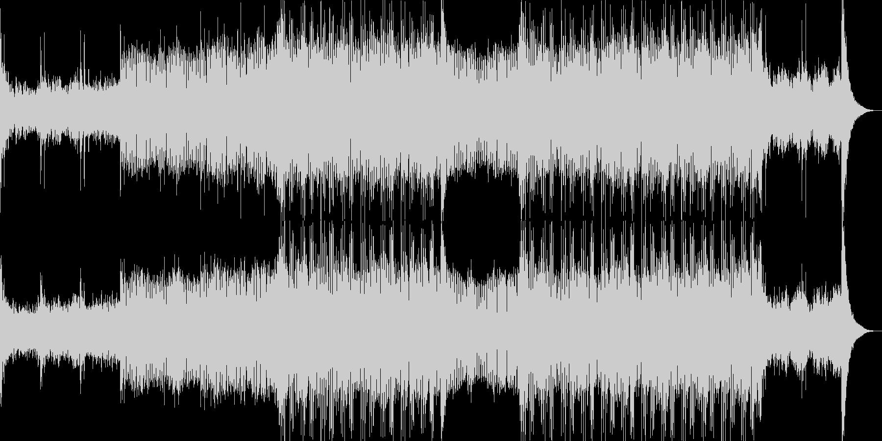 映画音楽、シネマティック映像向け-04の未再生の波形