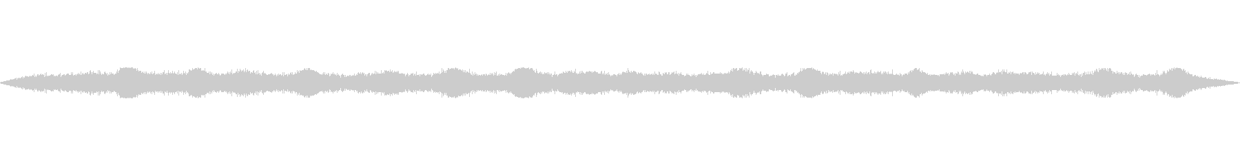 【海辺 合成 環境01-1】の未再生の波形