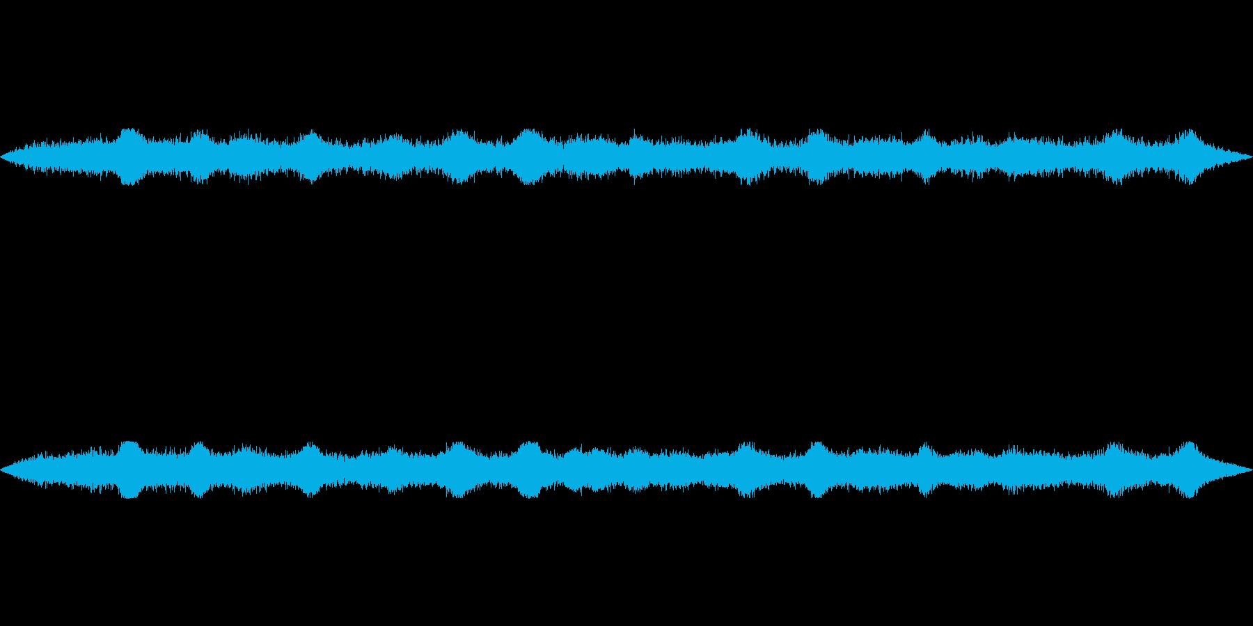 【海辺 合成 環境01-1】の再生済みの波形