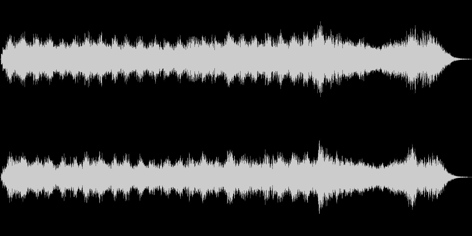 シンセベルによるメルヘンの世界のジングルの未再生の波形
