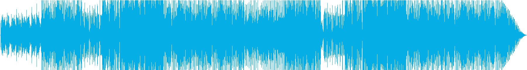 70'~80'年代のディスコ風13の再生済みの波形