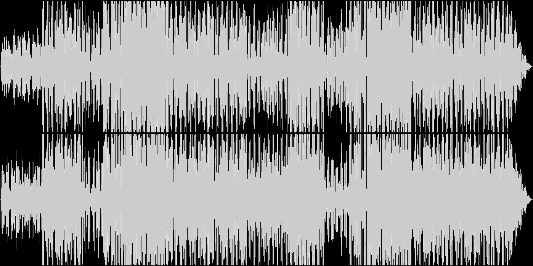 70'~80'年代のディスコ風13の未再生の波形