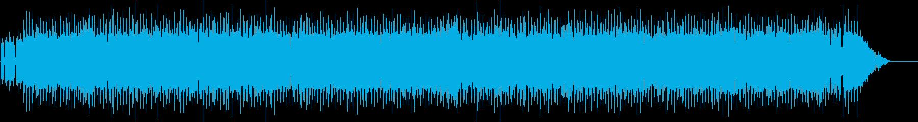 あやしい スピード 忙しい 軽快 謎の再生済みの波形