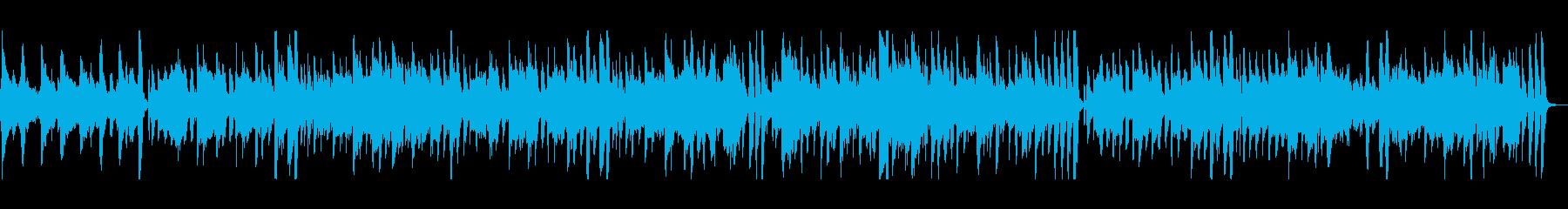 優雅な日常を感じるワルツの再生済みの波形