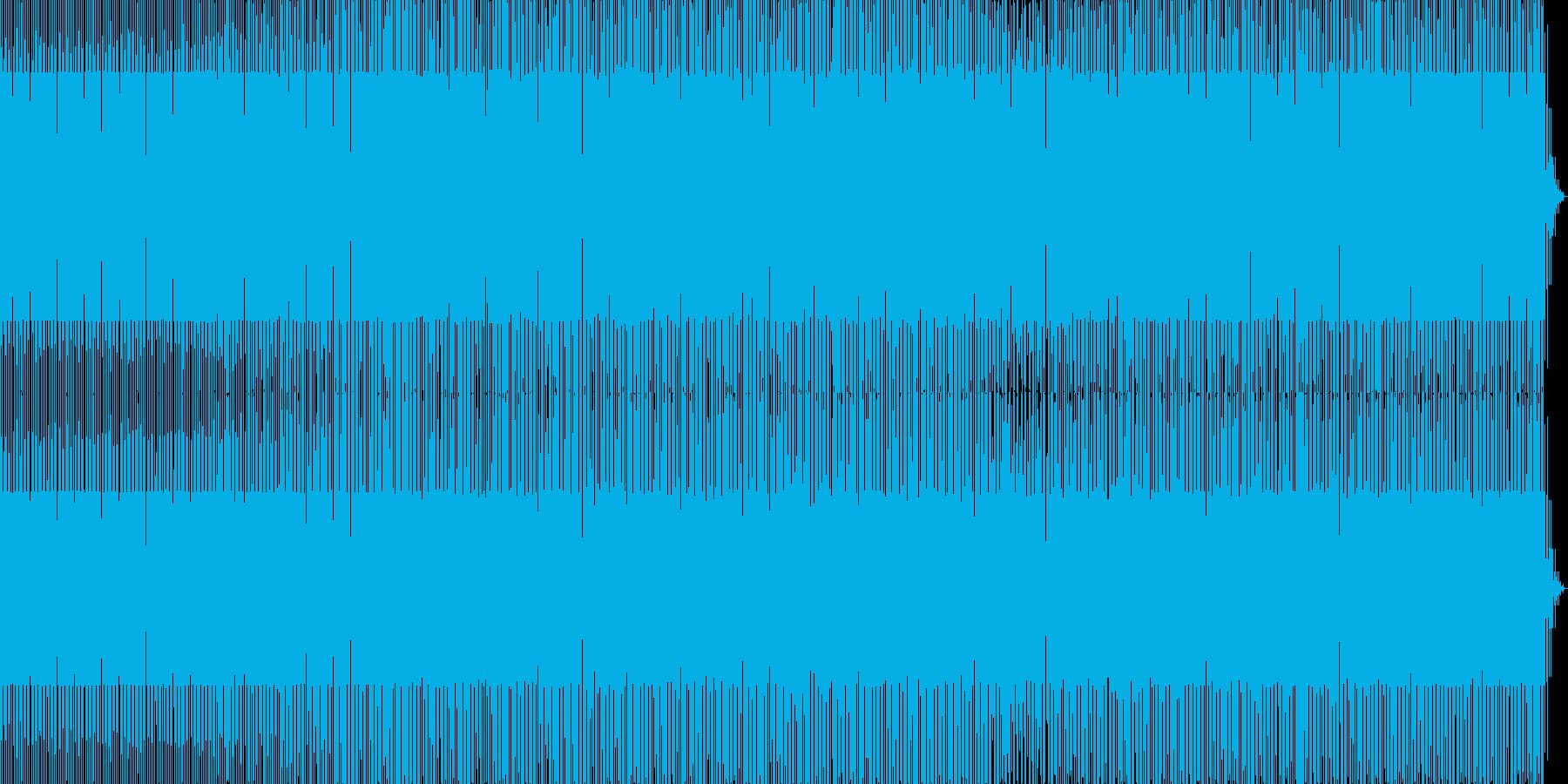 カオスティック瞑想デトロイトtechの再生済みの波形
