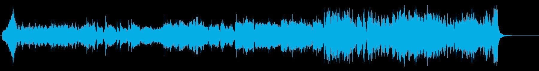 サントラ風 オーボエほかオーケストラ風の再生済みの波形