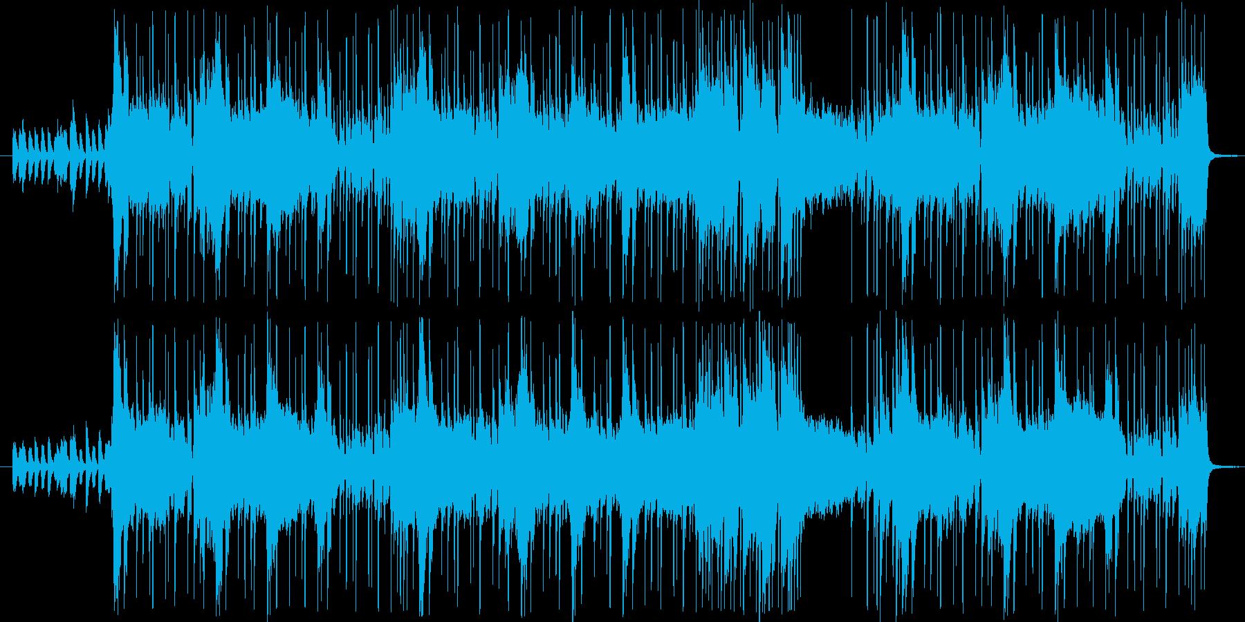 浮遊感のある宇宙系のダンジョンにの再生済みの波形