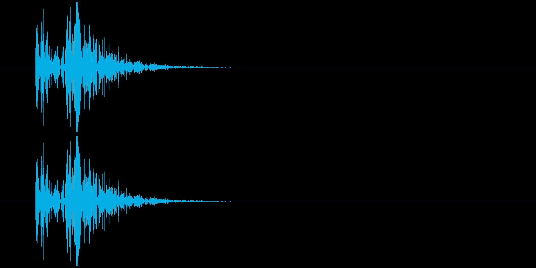 コミカル動作_何かをあける他の再生済みの波形