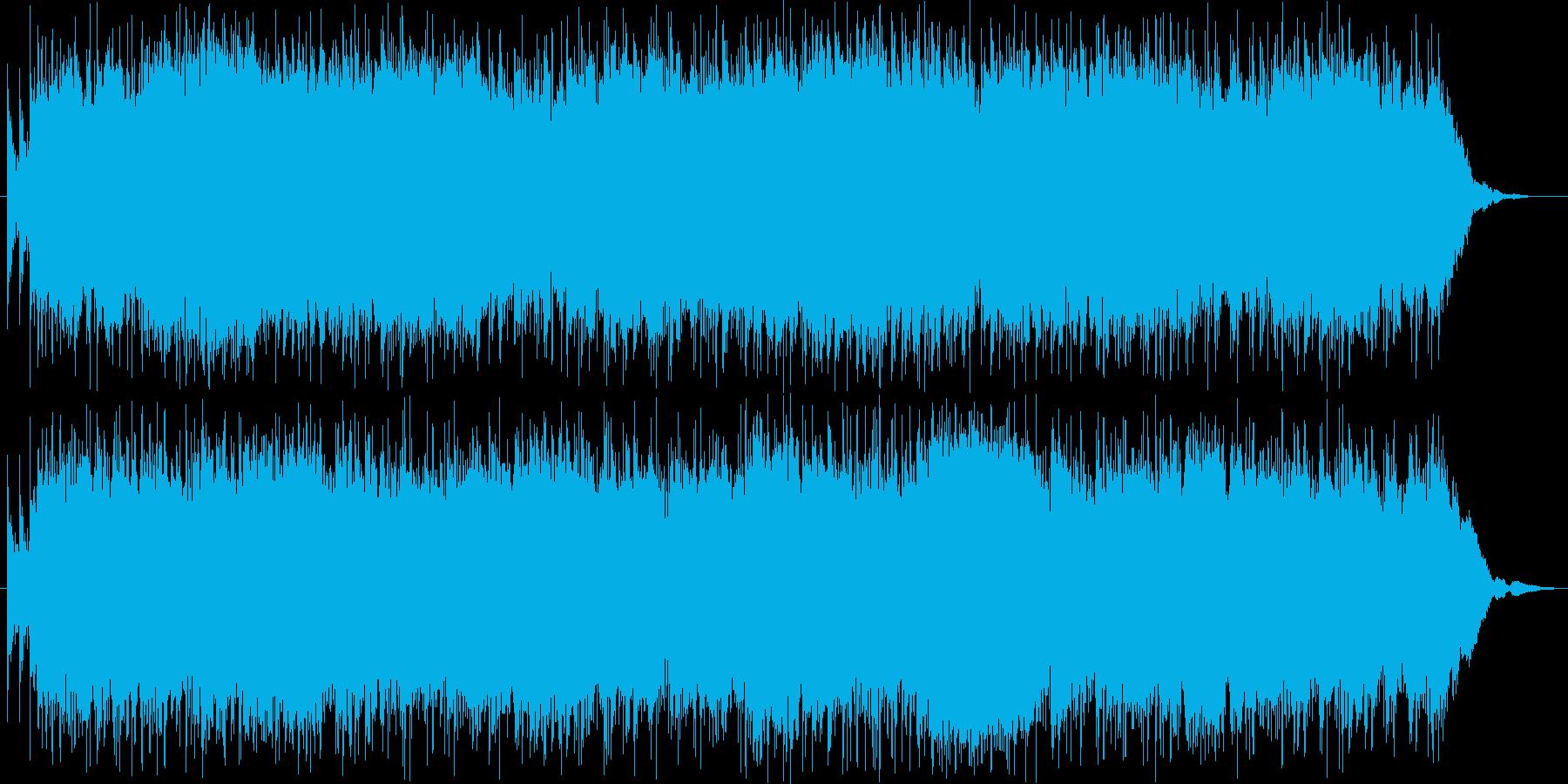 3拍子のポップで軽やかなストリングスの再生済みの波形