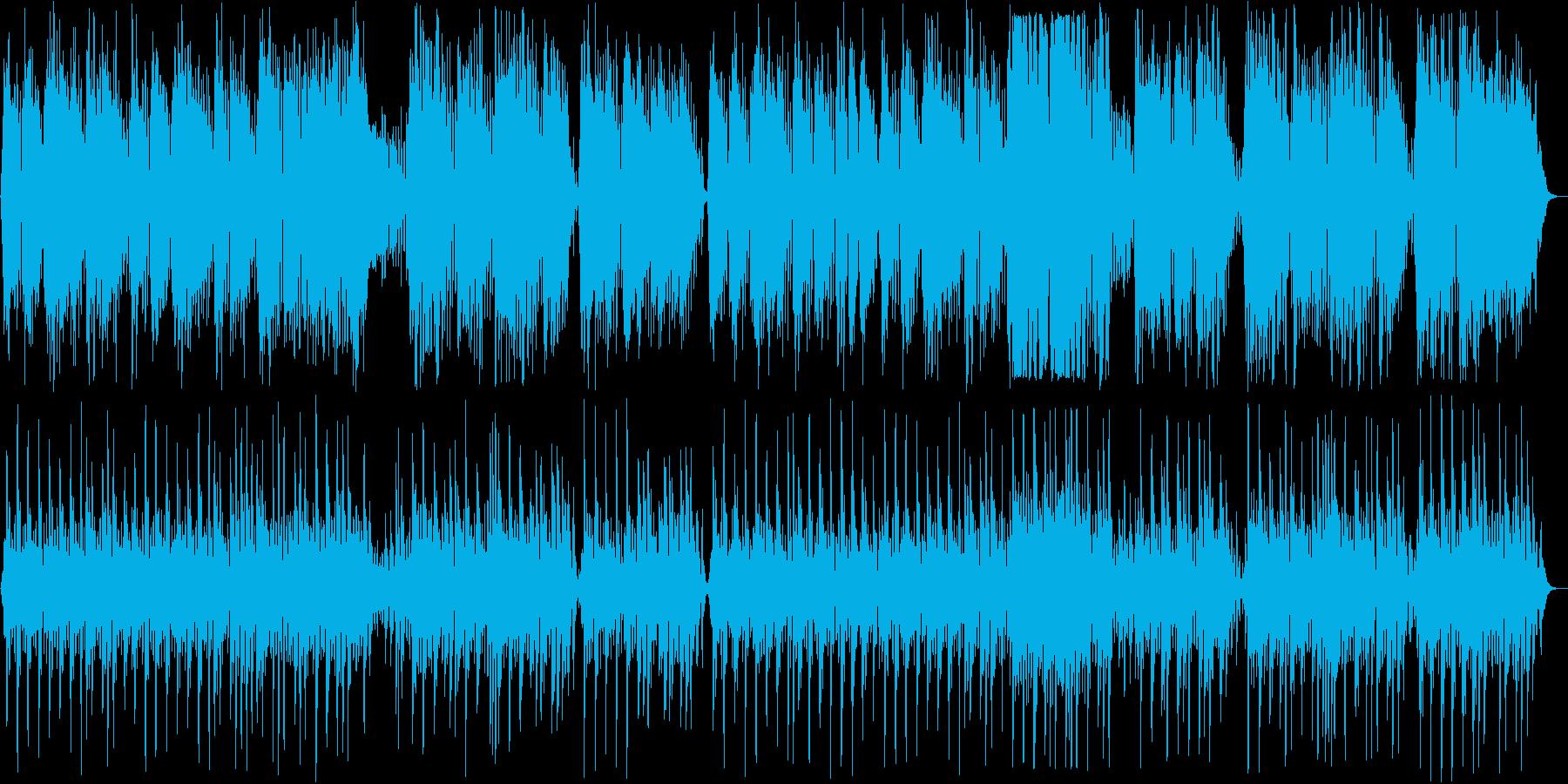 弦楽四重奏曲第17番第2楽章セレナーデの再生済みの波形