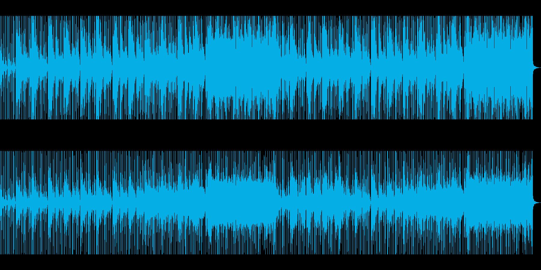 スタイリッシュでクールの再生済みの波形