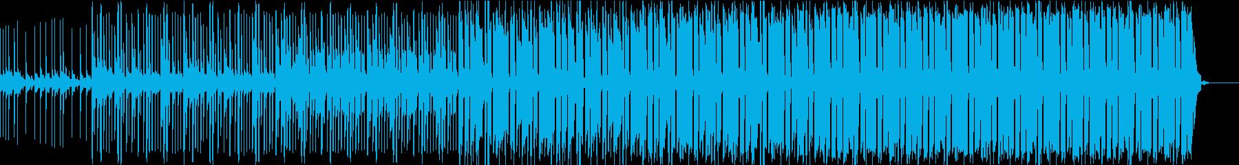 EDM  Track 13の再生済みの波形