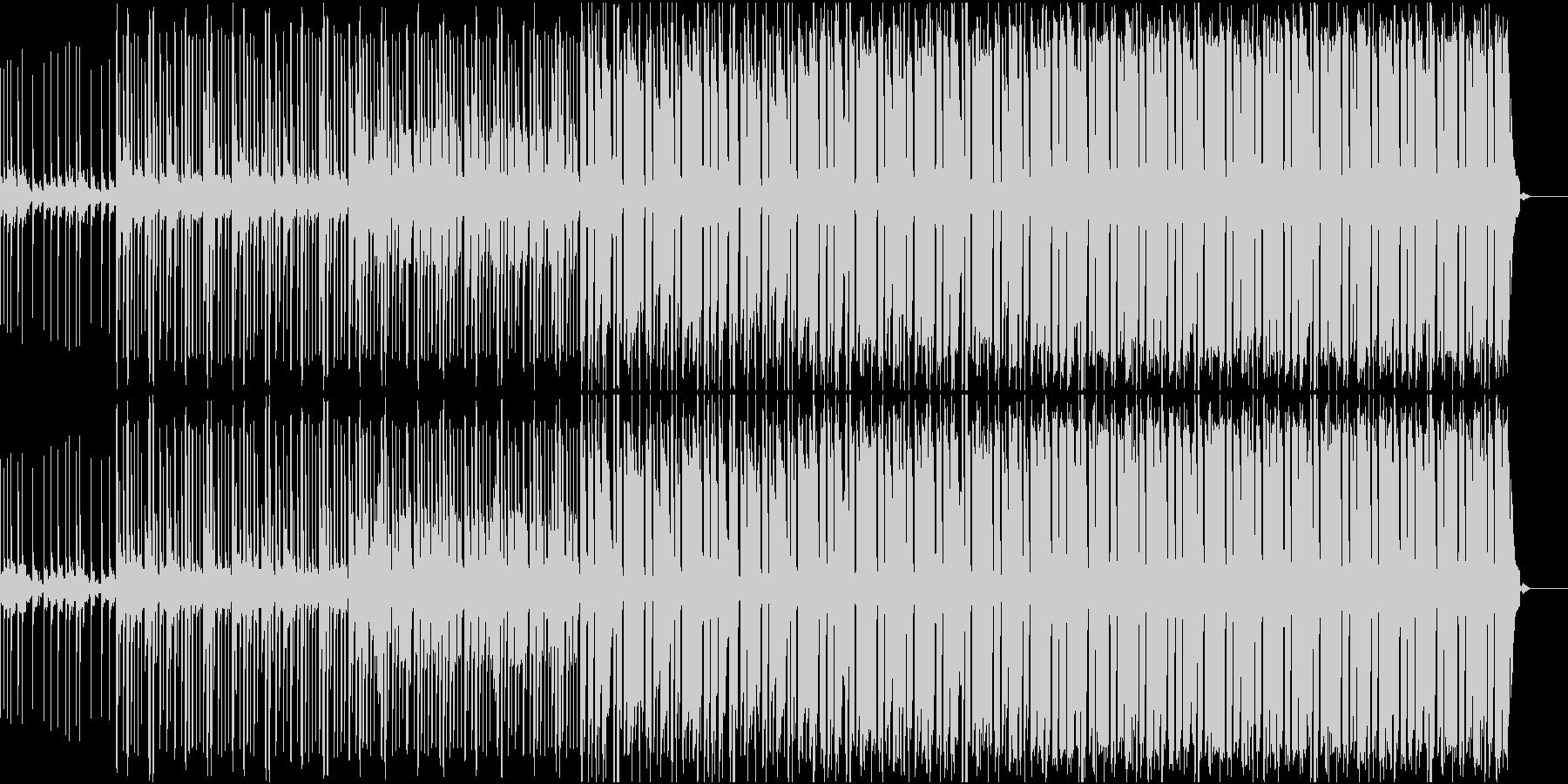 EDM  Track 13の未再生の波形