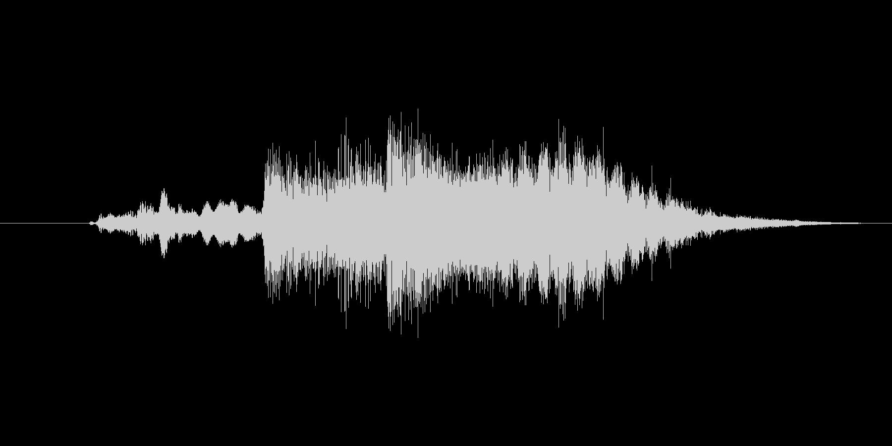 ファンタジー系効果音、ジングルの未再生の波形