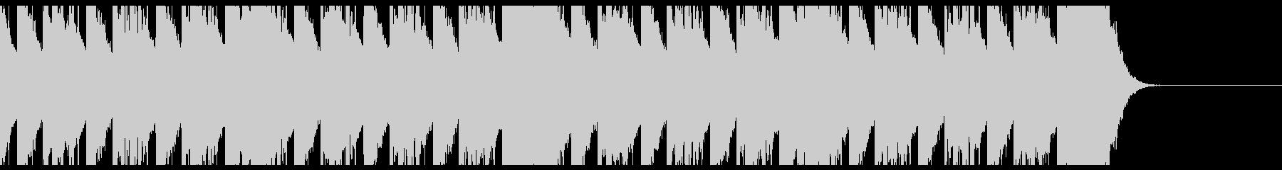 ヒップホップ/マフィア/オーケストラの未再生の波形