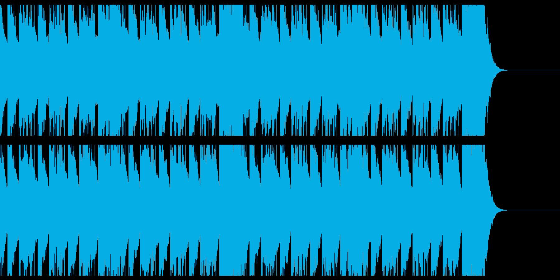 マフィア/オーケストラ/ショートの再生済みの波形