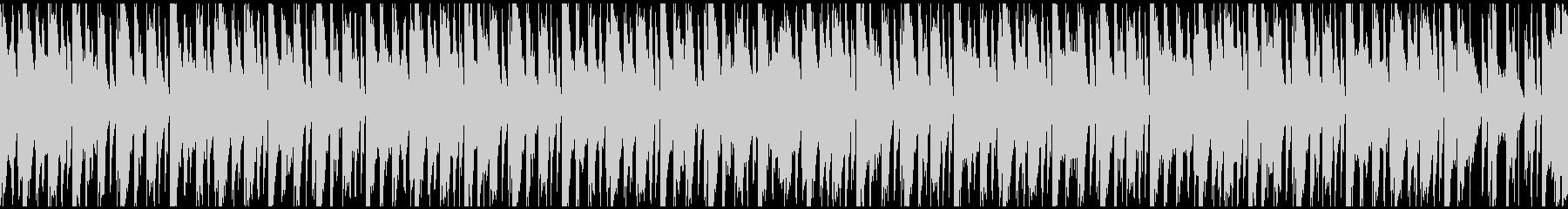 [ループ]ダンスミュージック1 30秒の未再生の波形