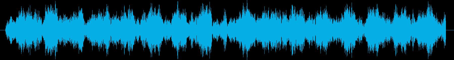 ポリポリポリポリポリポリホ…の再生済みの波形