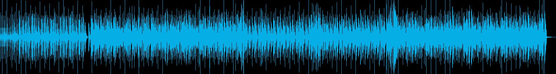 ストリングスとヒップホップビートを合わ…の再生済みの波形