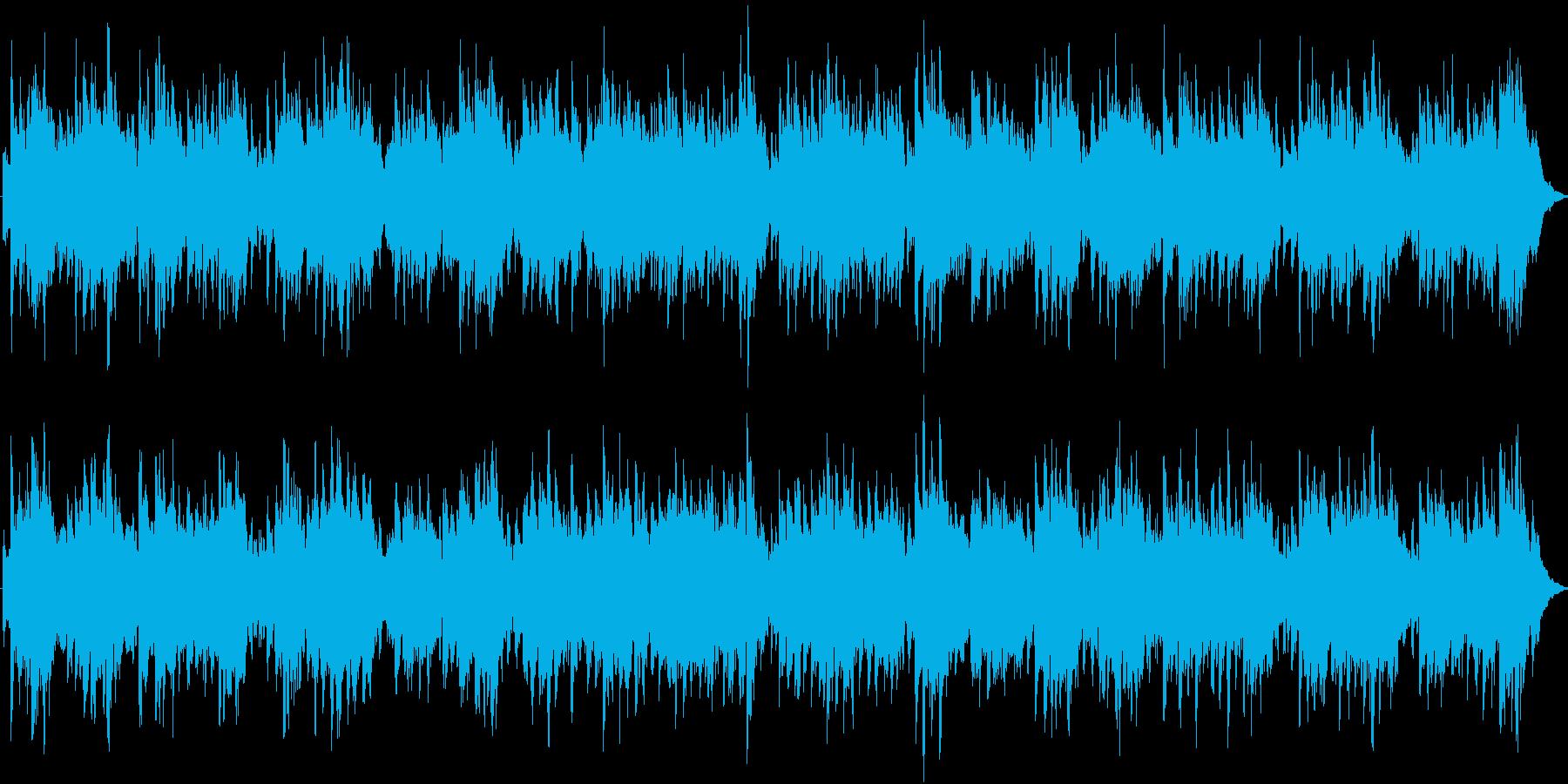 ソル作曲のEstudio作品31の5ですの再生済みの波形