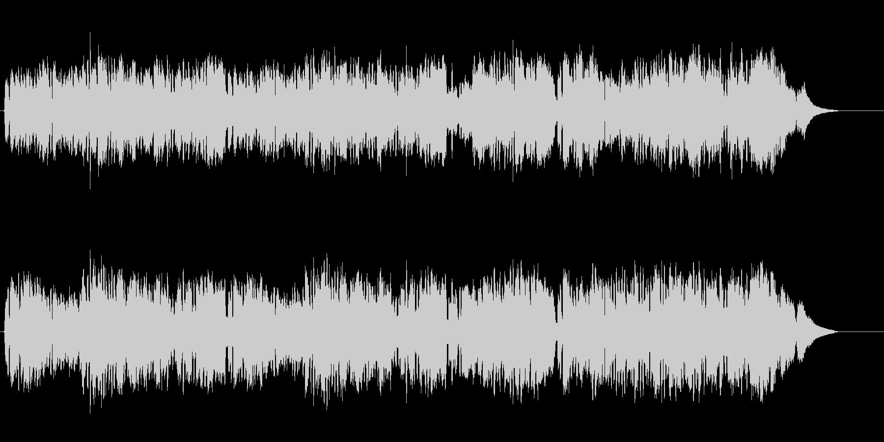 中世の室内楽系マイナー・バロックの未再生の波形