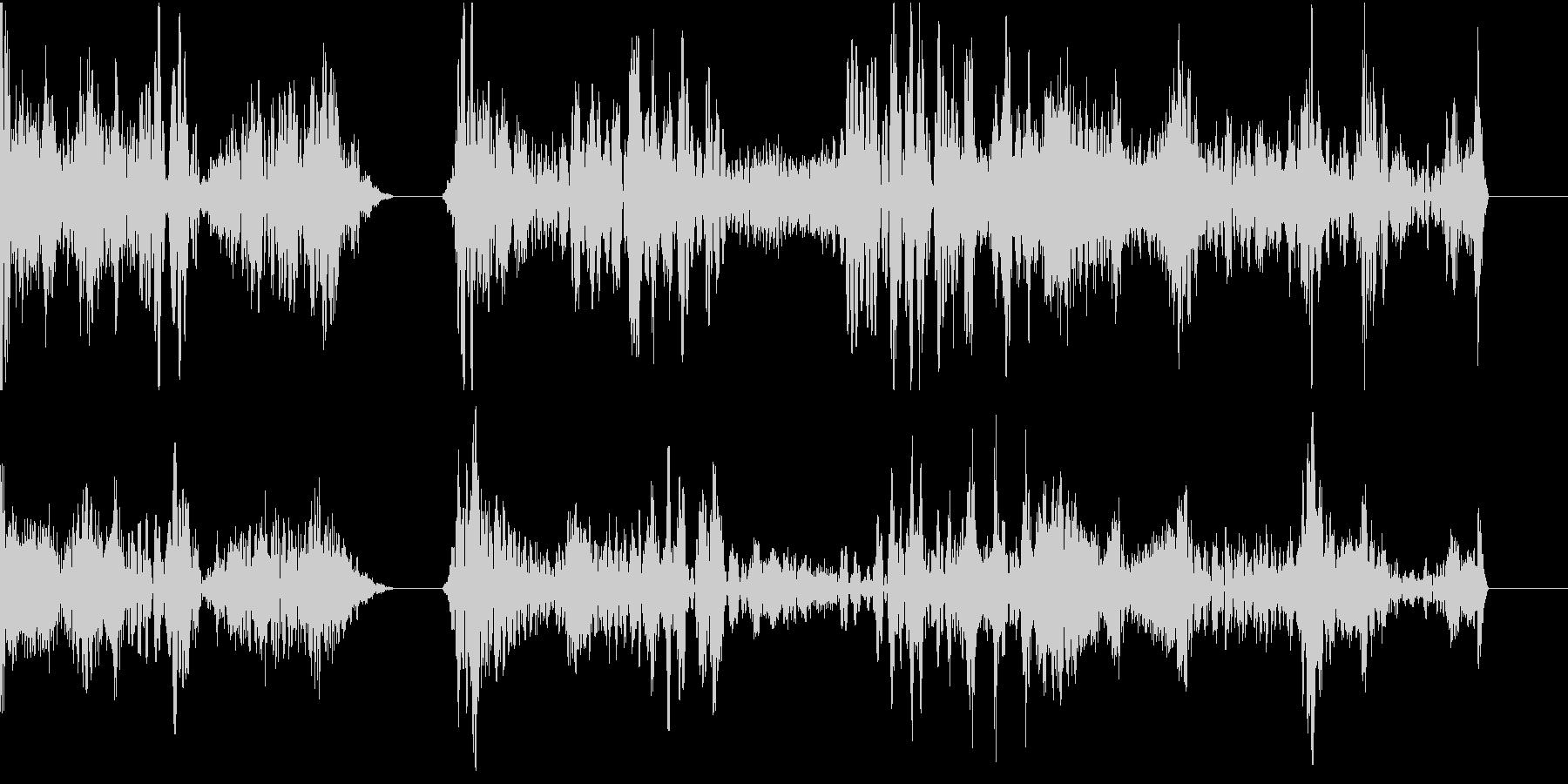 TVFX POPなザッピング音 4の未再生の波形
