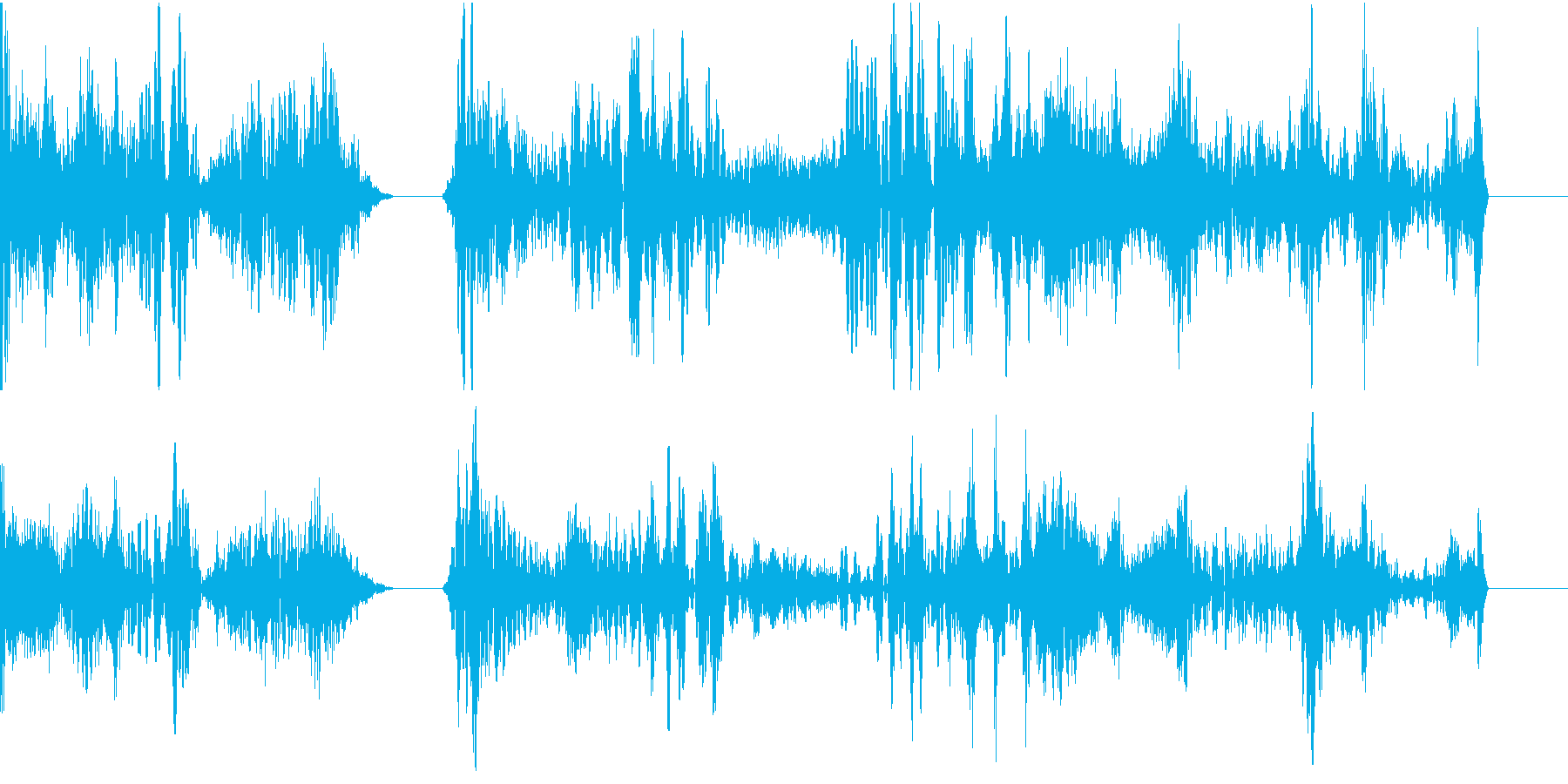 TVFX POPなザッピング音 4の再生済みの波形