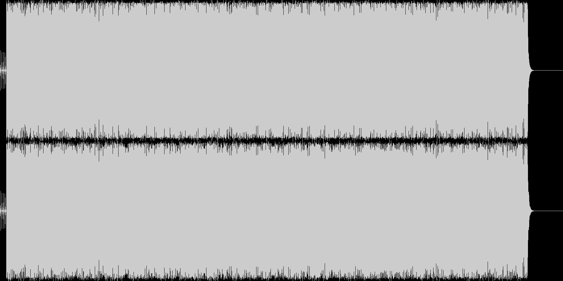 【近未来セレクト画面】コンピュータシティの未再生の波形