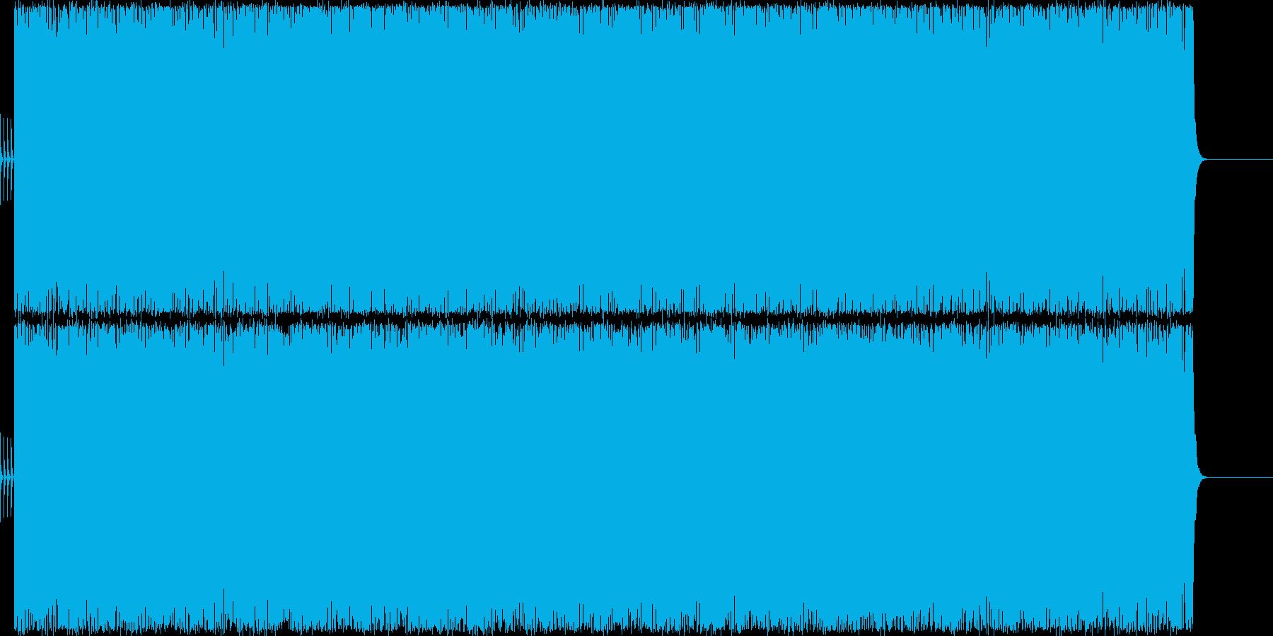 【近未来セレクト画面】コンピュータシティの再生済みの波形