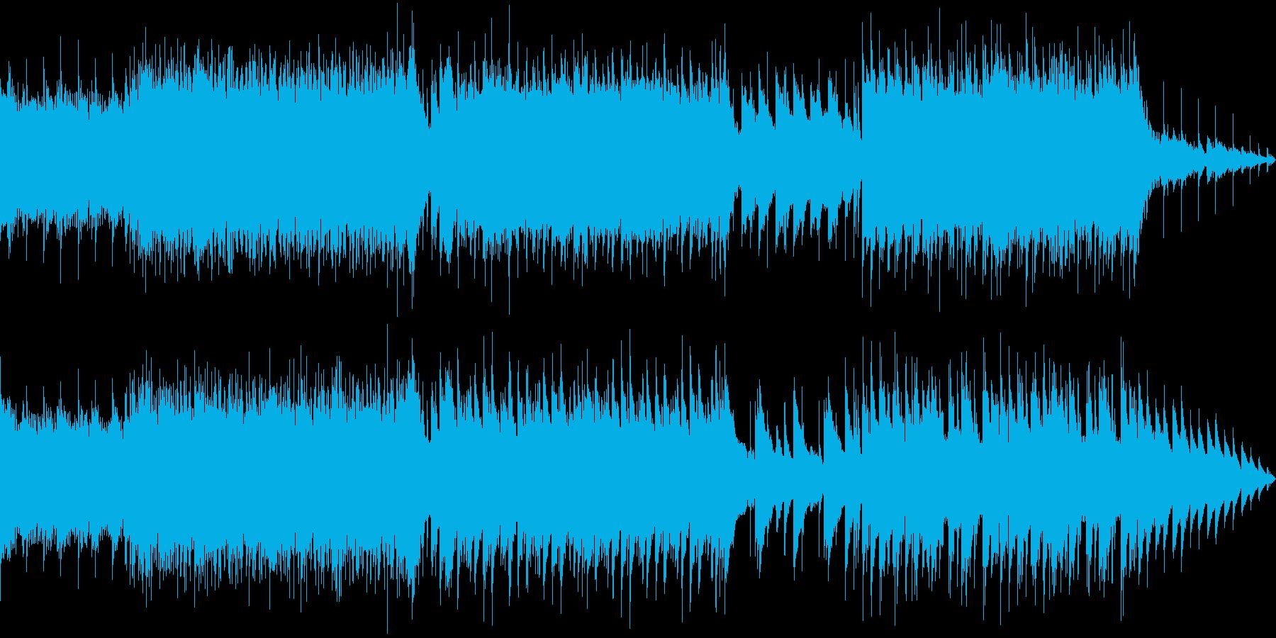 青い海と大空をイメージしたロックです。の再生済みの波形