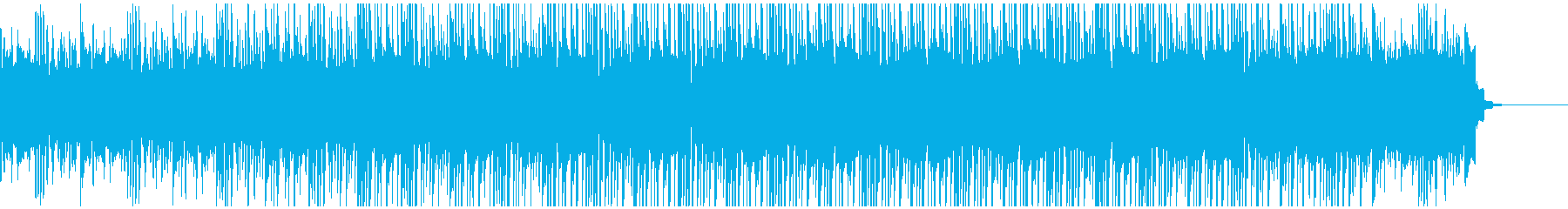 ディジュリドゥを使ったテクノです。の再生済みの波形