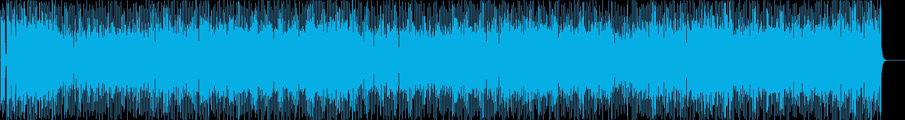 オープニング 前進 はつらつの再生済みの波形