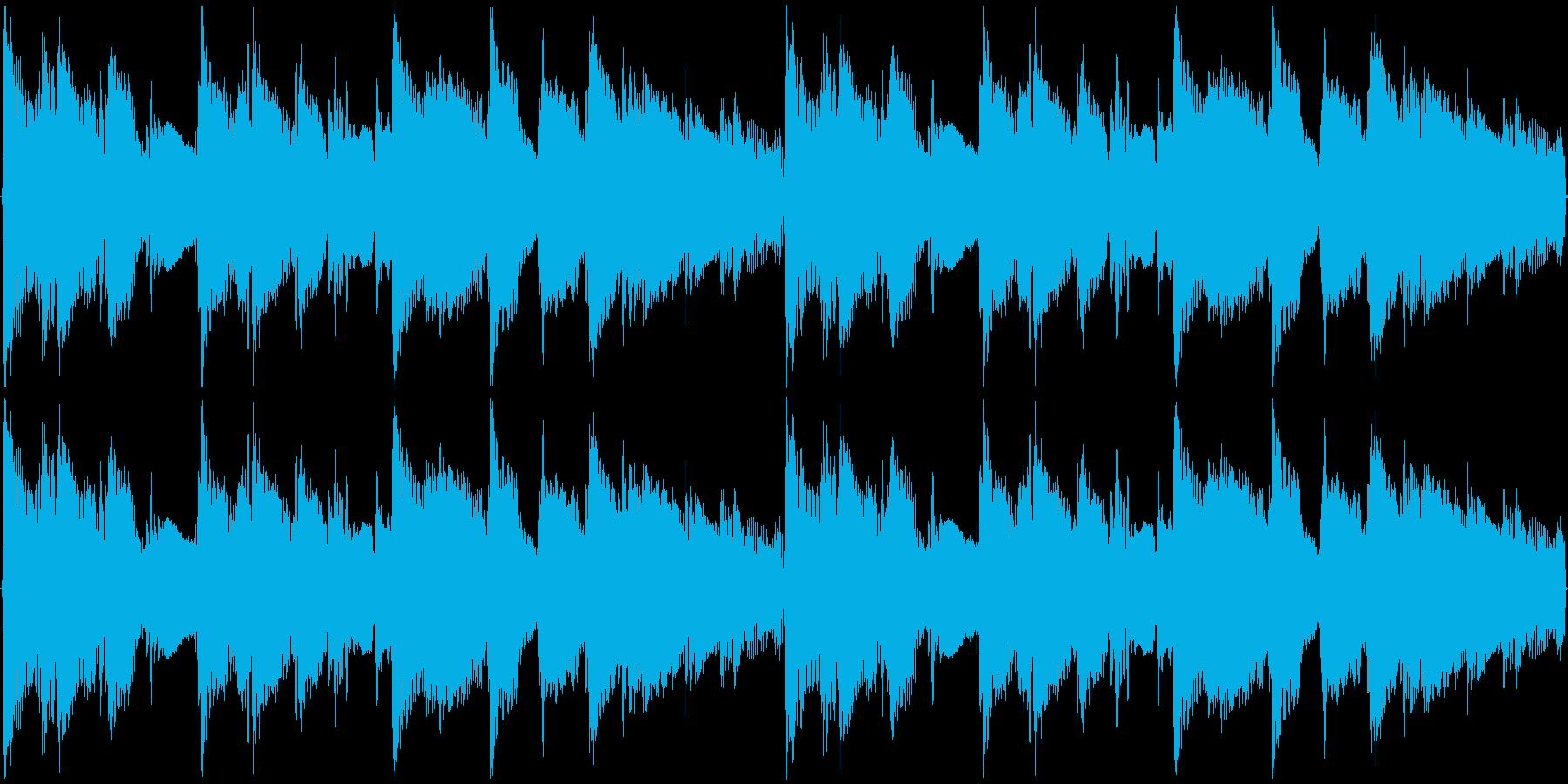 【サックス/JAZZ/ショートジングル】の再生済みの波形