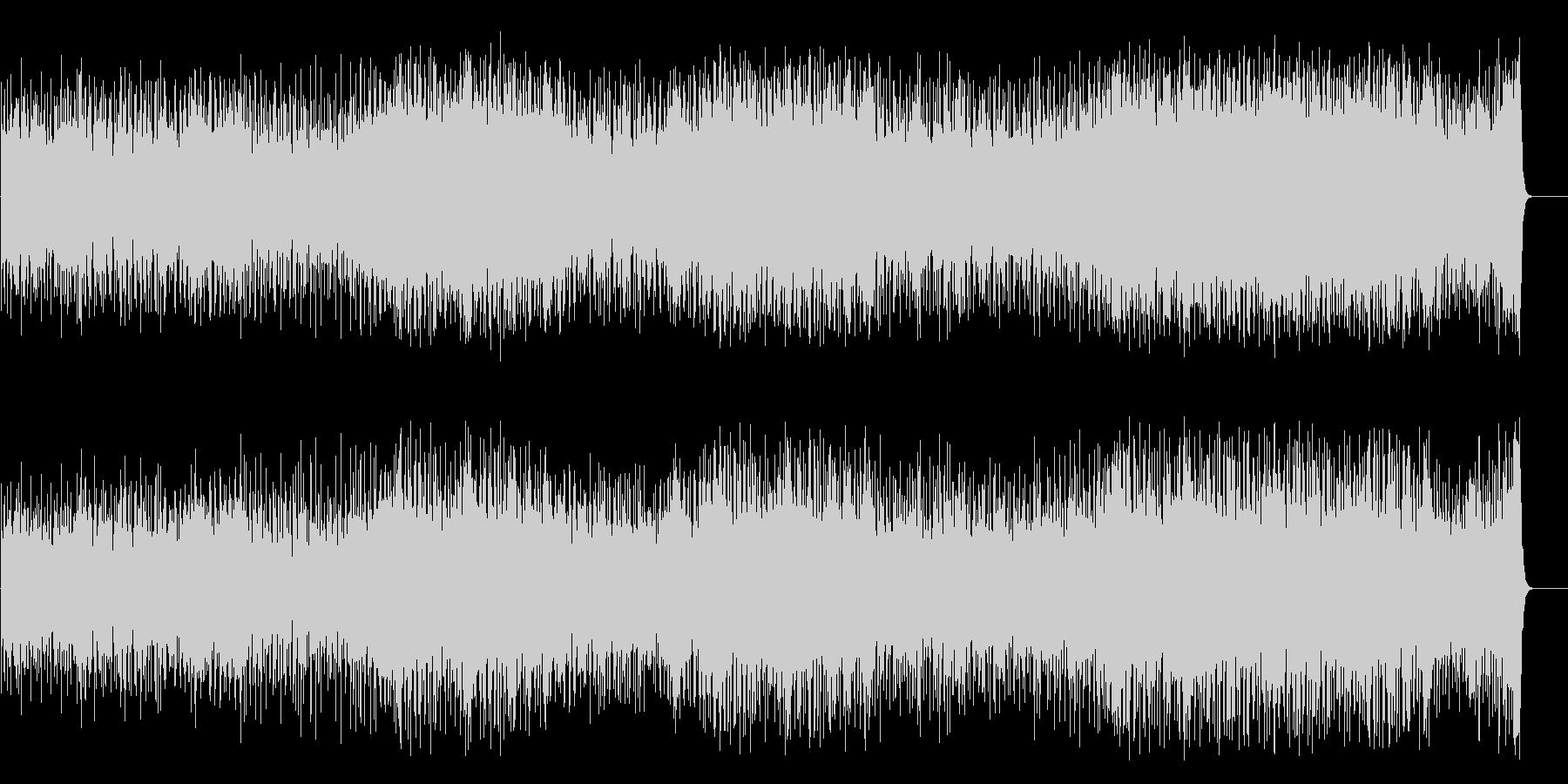 サイクリング向けポップス(フルサイズ)の未再生の波形