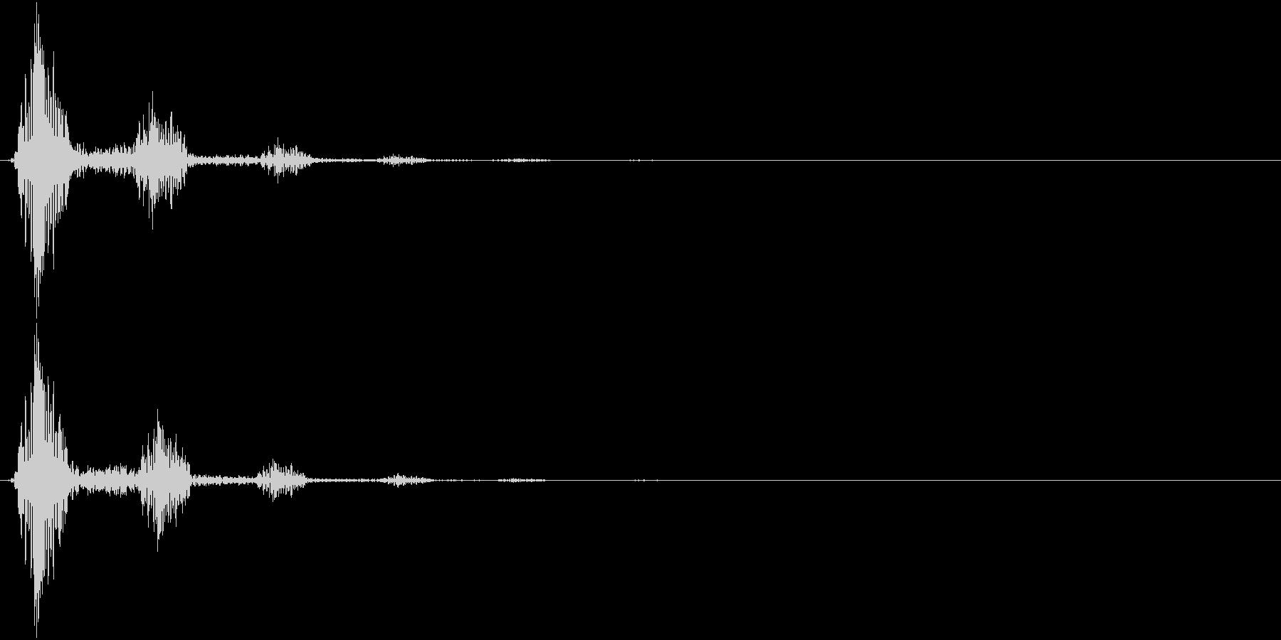 KAKUGE 格闘ゲーム戦闘音 47の未再生の波形