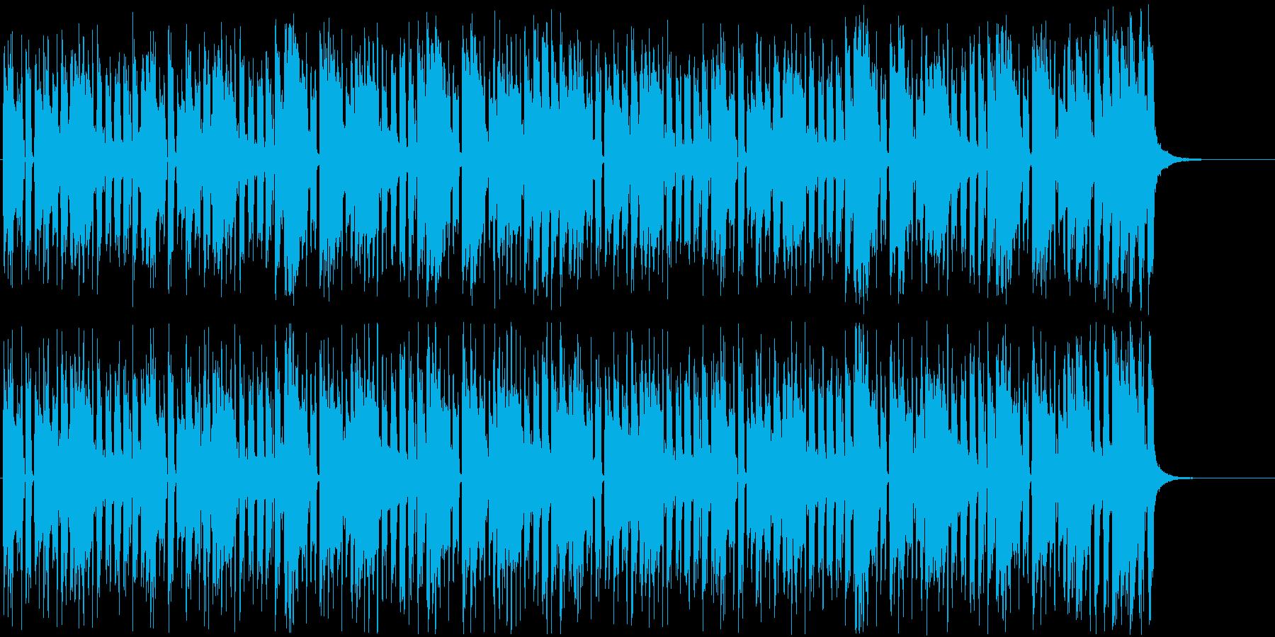 緊張 科学 未来 忙しい 追跡 流行 夜の再生済みの波形