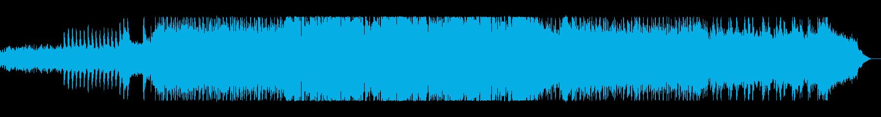 レトロな80sシンセポップス。の再生済みの波形