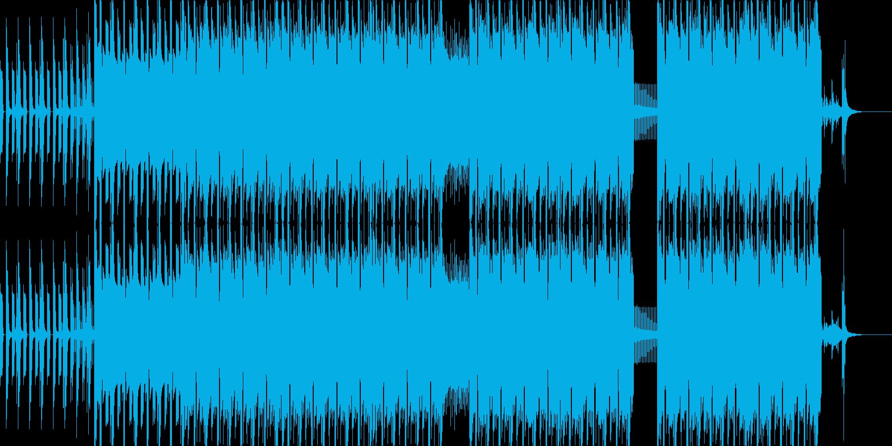 進化、孵化するイメージの楽曲です。の再生済みの波形