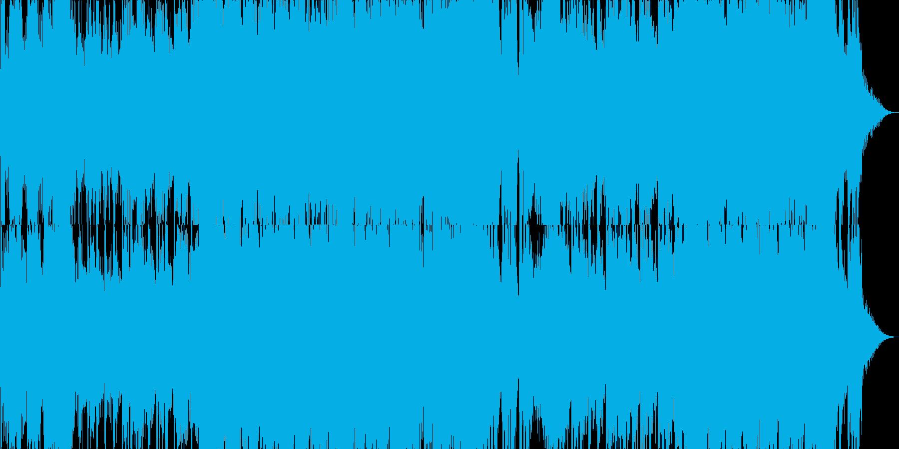 映画・ゲーム用バトルBGM21の再生済みの波形
