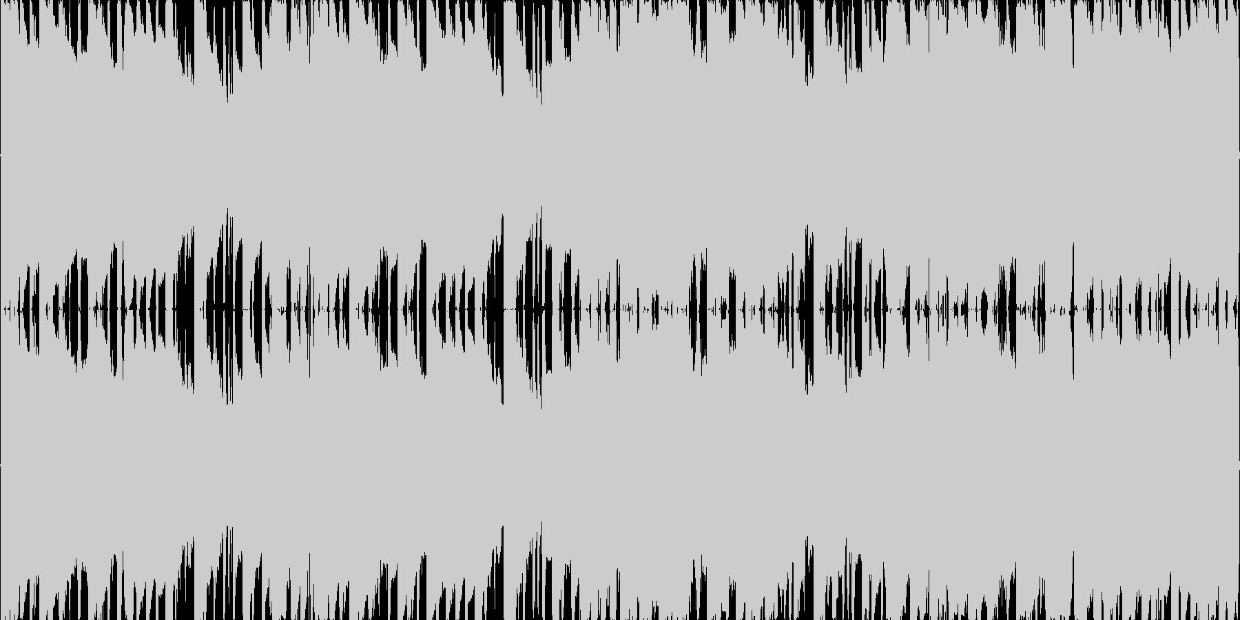 8bitチューンのRPG風フィールド用4の未再生の波形