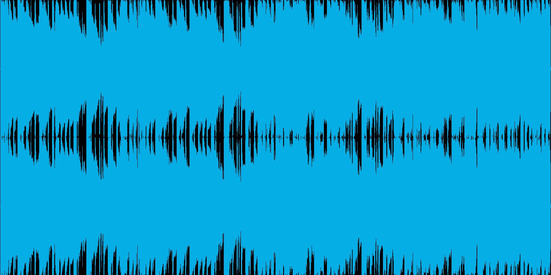 8bitチューンのRPG風フィールド用4の再生済みの波形